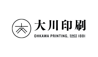 株式会社大川印刷 Logo