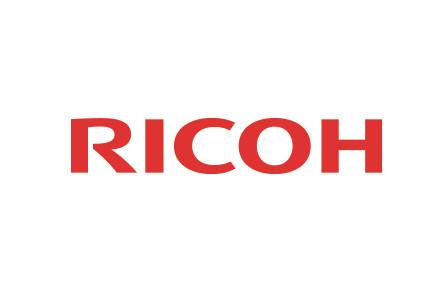 株式会社リコー Logo