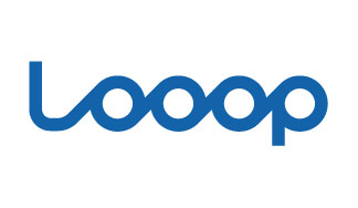 株式会社Looop Logo