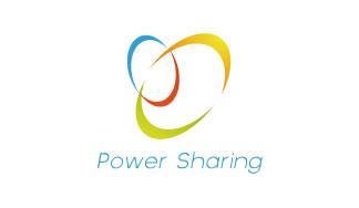 パワーシェアリング株式会社 Logo