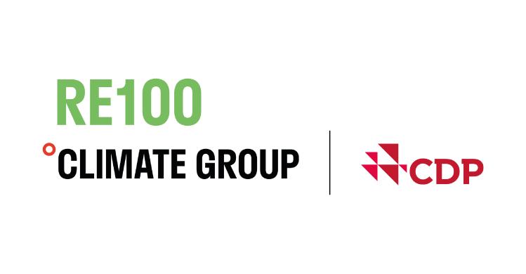国際非営利組織The Climate Groupとのパートナーシップ