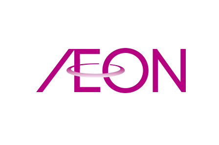 イオン株式会社 Logo