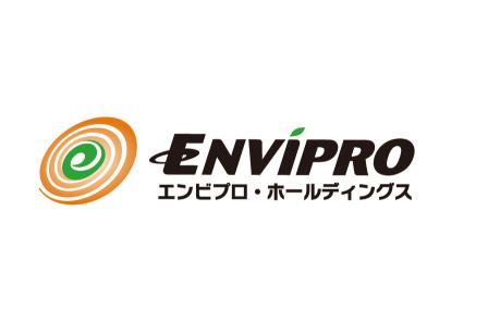 株式会社エンビプロ・ホールディングス ロゴマーク