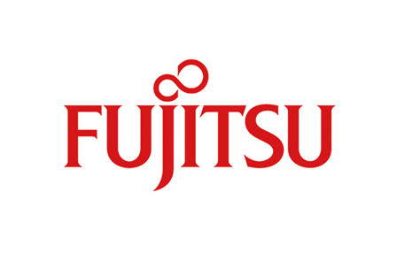 富士通株式会社 Logo
