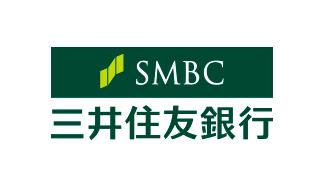 株式会社三井住友銀行 Logo