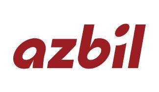 アズビル株式会社 Logo