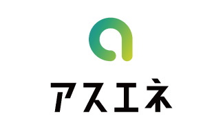 アスエネ株式会社 Logo